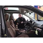 etrailer Car Seat Covers Review - 2020 Subaru Forester