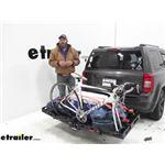 etrailer.com Steel Folding Cargo Carrier Review
