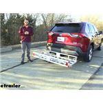 etrailer Hitch Cargo Carrier Review - 2020 Toyota RAV4