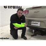 etrailer Bike Rack and Cargo Carrier Hitch Pin Alignment Collar Review