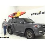 etrailer.com J-Style Kayak Carrier Review
