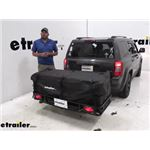 etrailer Railed Cargo Carrier Light Kit Review and Installation