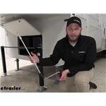 etrailer and Ram 5th Wheel Landing Gear Replacement Crank Handle Review