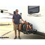 etrailer 24x40 RV Bumper Cargo Carrier Review