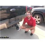 etrailer.com Extra Long railer Hitch Receiver Lock Review