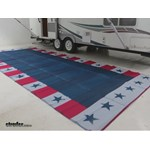 Faulkner 8x20 Independence Day RV Mat Review
