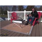 Fireside Outdoor Grills and Fire Pits Fire Resistant Mat Review