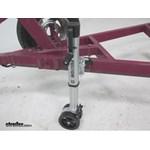 Fulton F2 Swing-Up w/ Dual 7 Inch Wheels Review