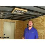 Furrion Chill RV Air Distribution Box Single Zone Controller Review and Installation