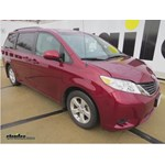 Glacier Square-Link Snow Tire Chains Review - 2014 Toyota Sienna