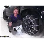 Glacier V-Bar Snow Tire Chains Review