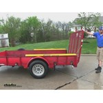 Gorilla-Lift Utility Trailer Tailgate Lift Assist Review