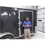 Gustafson RV Light Review and Installation