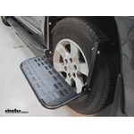 HitchMate TireStep Adjustable Step Review