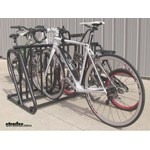 Hollywood Racks 10 Bicycle Parking Stand Review