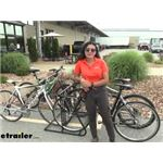 Hollywood Racks Bike Valet Bicycle Parking Stand Review