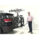 Hollywood Racks Hitch Bike Racks Review - 2014 Jeep Grand Cherokee