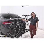 Hollywood Racks Hitch Bike Racks Review - 2017 Ford Fusion