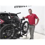 Hollywood Racks Hitch Bike Racks Review - 2017 Nissan Murano