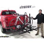 Hollywood Racks Hitch Bike Racks Review - 2019 Chevrolet Colorado