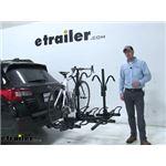 Hollywood Racks Hitch Bike Racks Review - 2019 Subaru Outback Wagon