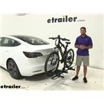 Hollywood Racks Hitch Bike Racks Review - 2019 Tesla Model 3