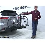 Hollywood Racks Hitch Bike Racks Review - 2019 Toyota Highlander
