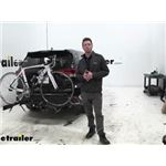 Hollywood Racks Hitch Bike Racks Review - 2019 Toyota Highlander