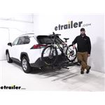 Hollywood Racks Hitch Bike Racks Review - 2019 Toyota RAV4