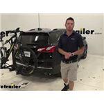 Hollywood Racks Hitch Bike Racks Review - 2020 Chevrolet Equinox