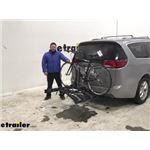 Hollywood Racks Hitch Bike Racks Review - 2020 Chrysler Pacifica