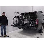 Hollywood Racks Hitch Bike Racks Review - 2020 GMC Yukon XL