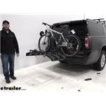 Hollywood Racks Hitch Bike Racks Review - 2020 GMC Yukon XL