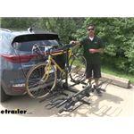 Hollywood Racks Hitch Bike Racks Review - 2020 Kia Sportage