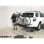 Hollywood Racks Hitch Bike Racks Review - 2021 Toyota 4Runner