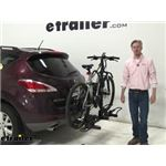 Hollywood Racks RV and Camper Bike Racks Review - 2014 Nissan Murano
