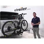 Hollywood Racks RV and Camper Bike Racks Review - 2021 Chevrolet Tahoe