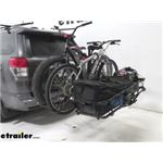 Hollywood Racks Sport Rider SE2 2 Bike Fat Bike Platform Rack with Cargo Carrier Review