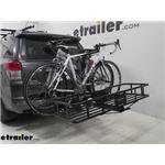 Hollywood Racks Sport Rider SE2 Platform Bike Rack with Cargo Carrier Review