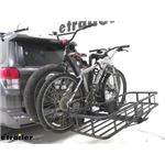 Hollywood Racks Sport Rider SE 4 Bike Rack with Cargo Carrier Review