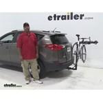 Hollywood Racks Traveler Hitch Bike Racks Review - 2015 Toyota RAV4