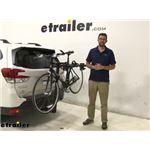 Hollywood Racks Traveler Hitch Bike Racks Review - 2019 Subaru Forester