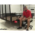 Hopkins Smart Light  Submersible Trailer Tail Lights Review and Installation