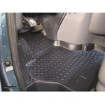 Husky Front Floor Liners Review - 1997 Ford Van