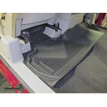 Husky Liners X-Act Contour Rear Floor Liners Review - 2013 Chevrolet Silverado New Body