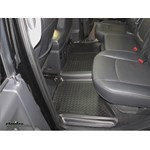Husky Rear Floor Liner Review - 2012 Ram 2500