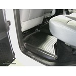 Husky Rear Floor Liner Review - 2014 Dodge Ram 2500