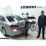Inno Hitch Bike Racks Review - 2014 Volkswagen Passat