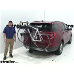 Inno Hitch Bike Racks Review - 2017 Ford Explorer