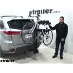 Inno Hitch Bike Racks Review - 2019 Toyota Highlander